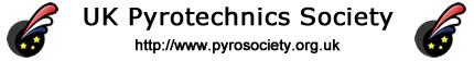 UK Pyrotechnics Society