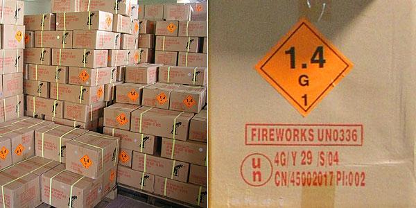 1.4G Fireworks