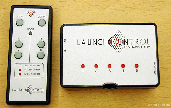 Launch Kontrol Firing System