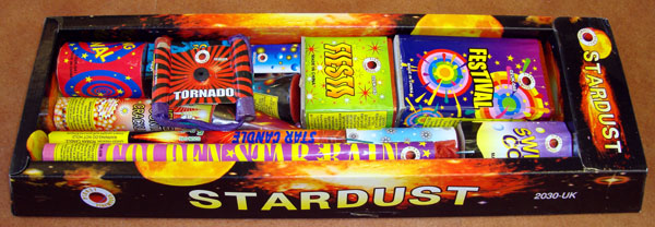 Fireworks Selection Box