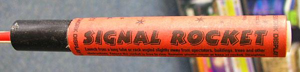 Signal Rocket