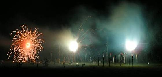Quiet Fireworks