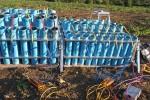 Shell racks and tubes