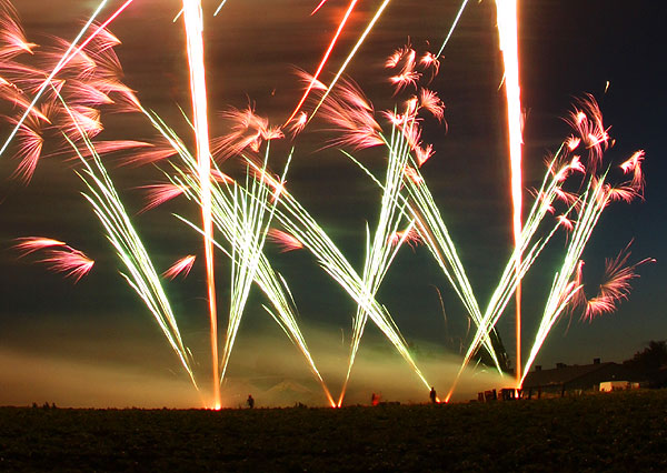 Fireworks at All Manor of Events
