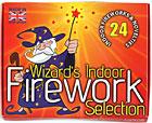Wizard Indoor Fireworks Pack