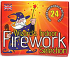 Wizard Indoor Fireworks Pack