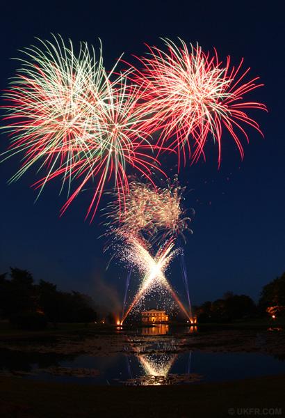 Boreham Hall Fireworks