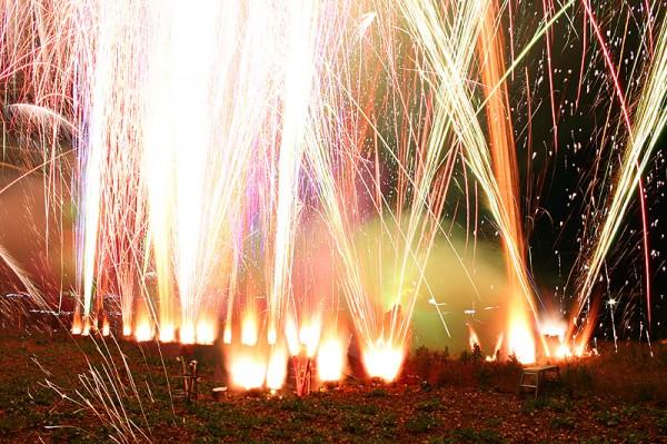 Complete Fireworks Display