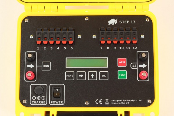 RhinoFire Step13 Sequencer