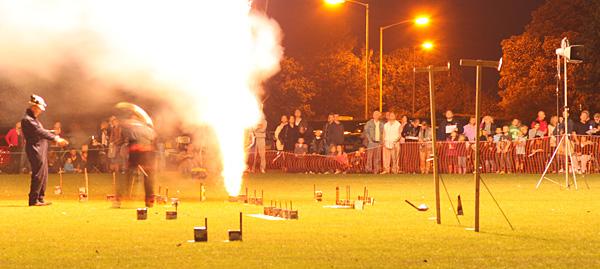 Fireworks Insurance