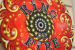 Epic Fireworks Wheel Close-Up