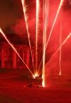 Wedding Fireworks Display